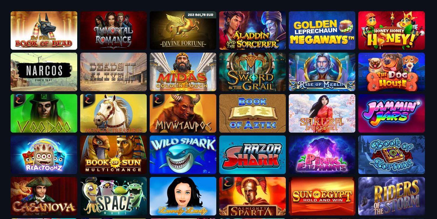играть в казино франк онлайн